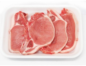 Chuleta de cerdo (aprox. 500 g.)